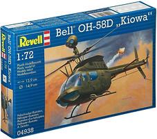 Фото Revell Bell OH-58D Kiowa (RV04938)