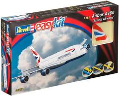 Фото Revell Airbus A380 British Airways (RV06599)
