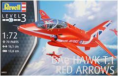 Фото Revell BAe Hawk T.1 Red Arrows (RV04921)