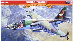 Фото Mister Craft Su-25K Frogfoot 1:48 (G10)