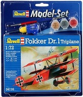 Фото Revell Fokker Dr.I Triplane (RV64116)