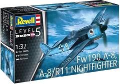 Фото Revell Focke Wulf Fw 190 A-8 (RV03926)