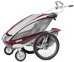 Фото Thule Chariot CX2