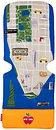 Фото Maclaren Вкладыш Universal Liner New York City Map (AM1Y031932)