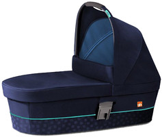 Фото GB Cot M Sea Port Blue