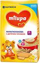 Фото Milupa Каша молочная мультизлаковая с печеньем 210 г