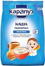 Фото Карапуз Каша молочная Пшеничная с тыквой, мягкая упаковка 250 г