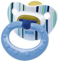 NUK Пустышка латексная Classic Soft (размер 1)