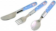 Фото Canpol babies Набор вилка, ложка, нож Нержавейка (9/477)