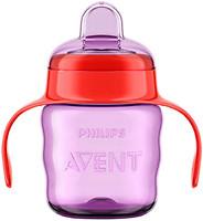 Philips Чашка с мягким носиком и ручками Avent 200 мл 6 мес (SCF551/00)