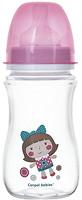 Фото Canpol babies Бутылочка с широким горлышком EasyStart Toys 240 мл (35/221)