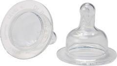 Dr. Browns Соска для бутылочки с широким горлышком Уровень 4, 2 шт. (363)