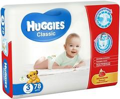 Huggies Classic 3 (78 шт)