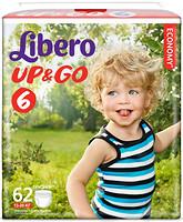 Фото Libero Up&Go 6 (62 шт)