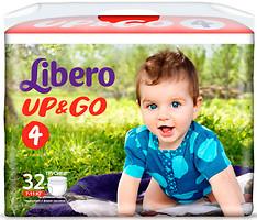 Фото Libero Up&Go 4 (32 шт)