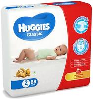 Фото Huggies Classic 2 (88 шт)