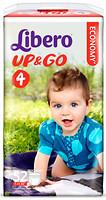 Фото Libero Up&Go 4 (52 шт)