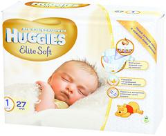 Huggies Elite Soft 1 (27 шт)