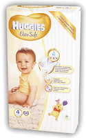 Фото Huggies Elite Soft 4 (66 шт)