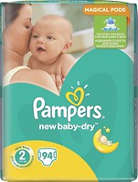 Pampers New Baby-Dry Mini 2 (94 шт)