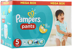 Фото Pampers Pants Junior 5 (96 шт)
