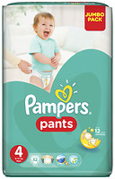 Pampers Pants Maxi 4 (52 шт)