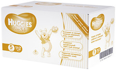 Фото Huggies Elite Soft 5 (112 шт)