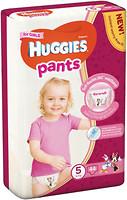 Фото Huggies Pants 5 для девочек (44 шт)