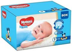 Фото Huggies Ultra Comfort 3 для мальчиков (108 шт)