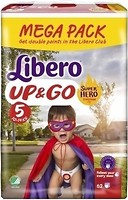 Фото Libero Up&Go 5 (62 шт)