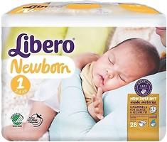 Фото Libero Newborn 1 (28 шт)
