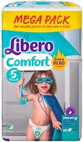 Фото Libero Comfort 5 (80 шт)