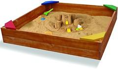Фото SportBaby Песочница деревянная 9