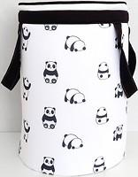 Фото Happy Spaces Корзина с пандами большая