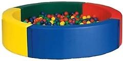Tia-sport Сухой бассейн круглый 150x40 см (0120)
