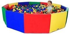 Фото Tia-sport Сухой бассейн многоугольник 255x180x50 см (0513)