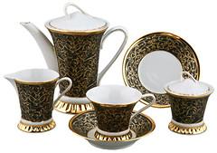 Фото Rudolf Kampf Чайный сервиз Византия (57160725-2244)