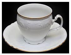 Фото Thun Набор кофейных чашек Bernadotte 170 мл (EM311011)