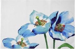 Фото Мой Дом Голубые цветы (PM10167)