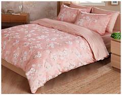 Фото TAC Shadow двуспальный Евро розовый