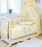 Фото Twins Comfort Переменная постель Медуны желтый С-010