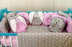 Фото Добрый Сон Лесные звери детский 6 эл розовый