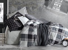 Фото Cotton Box Masculine Ramos antrasit двуспальный Евро (010077501)