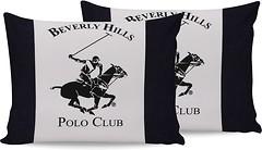 Фото Beverly Hills Polo Club 027 набор наволочек cream 50x70