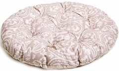 Фото Прованс Фреска Классик подушка на стул круглая
