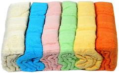 Gulcan Lux Ракушка комплект полотенец 70x140 (03)