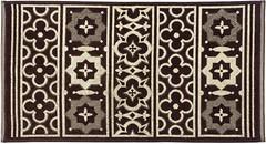 Фото Речицкий текстиль Kleo 67x150 коричневое