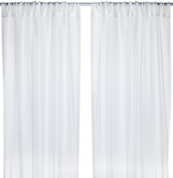 IKEA Тересиа белая 145x300 (502.323.33)