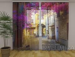Фото Wellmira Тюль Арка в цветах 260x250