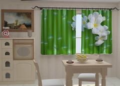 Фото Wellmira Бамбук в кухне 150x250